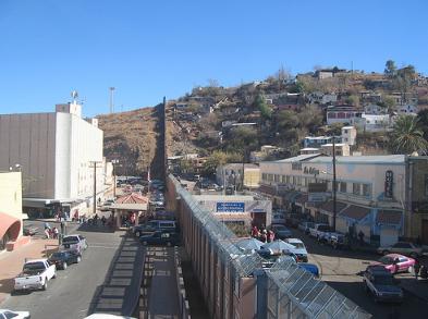 Gunbattles between rival drug gangs in the Mexican border city of Reynosa have left 12 people dead, authorities say. (Photo: Ryan Bavetta/Flickr)