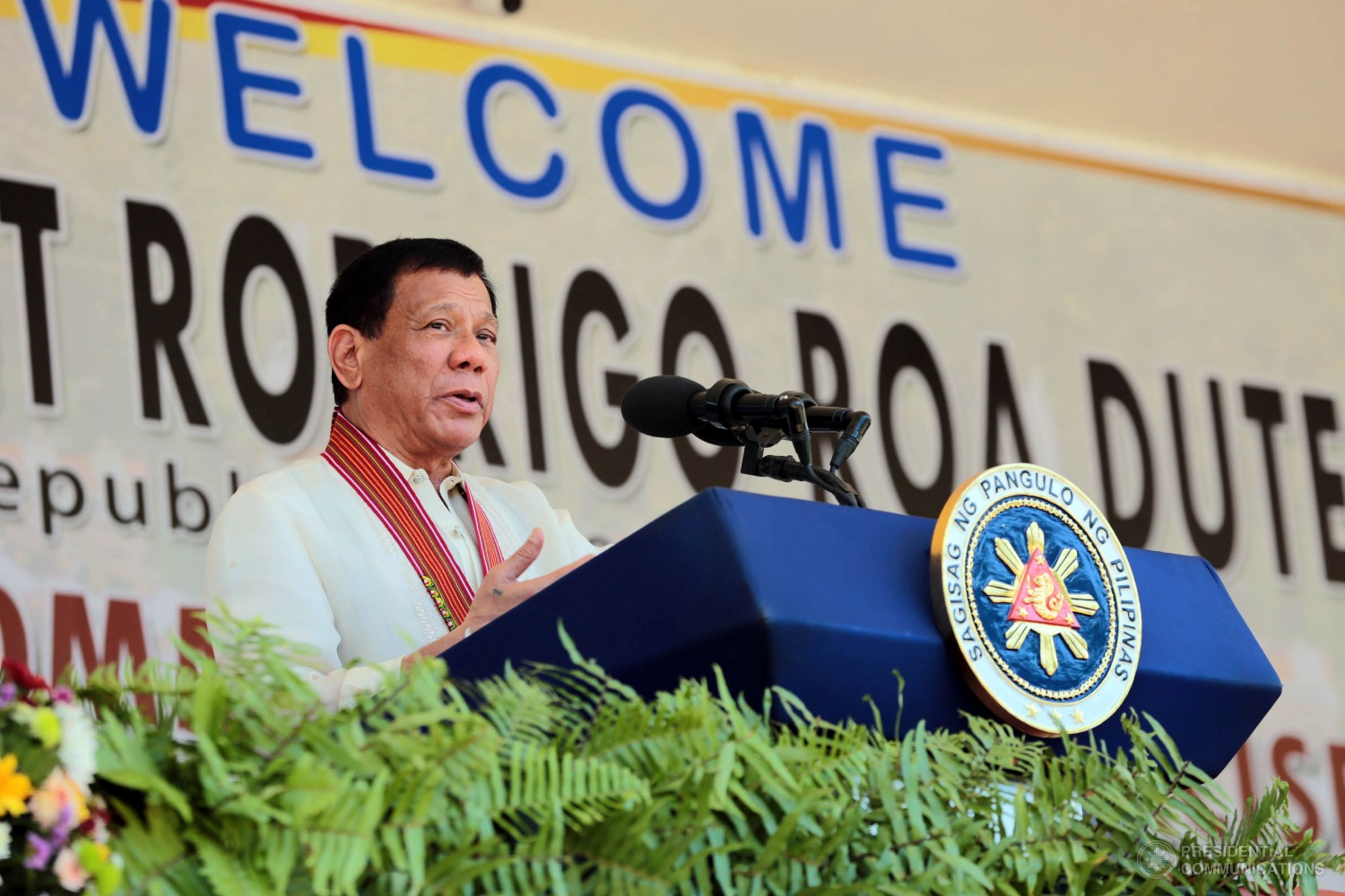 Philippine President Rodrigo Duterte is set to return to China next month upon invitation of Chinese President Xi Jinping to attend the Belt and Road Forum for International Cooperation. (Photo: ROBINSON NIÑAL JR./Presidential Photo)