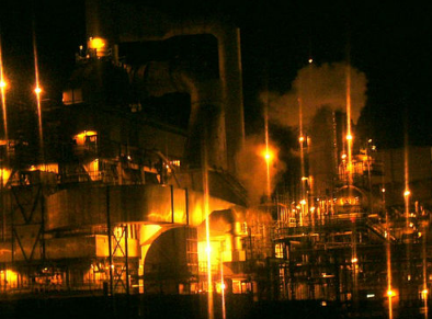A tenative labour deal at the Co-op refinery in Regina has been ratified by union members. (Photo: Cherrysweetdeal/Flickr)
