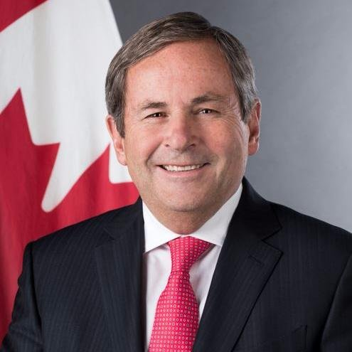 """Canada does not accept the contention that Canada's dairy policies are the cause of financial loss for dairy farmers in the United States,"" Ambassador David MacNaughton said in a letter to the governors of Wisconsin and New York that was released Tuesday night in rebuttal to Trump's surprise criticism of Canada earlier in the day. (Photo: David MacNaughton/ twitter)"