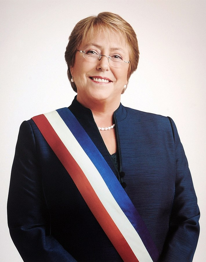 Chile president Michelle Bachelet launches gay marriage bill