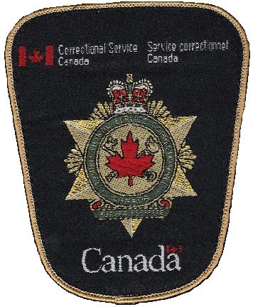FILE PHOTO/ This is a logo for Correctional Service of Canada. (Wikimedia Commons, Fair Use)