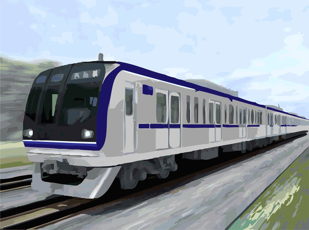The entire Mindanao Railway System will run for a total of 1,530-km, connecting Davao provinces, Iligan, Cagayan de Oro, General Santos, and Zamboanga. (PNA photo)