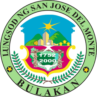 Seal of City of San Jose Del Monte (Photo by Source, Fair use)