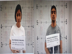 The siblings insisted that they still enjoy the presumption of innocence even if a non-bailable offense has been filed against them. (PNA PHOTO)