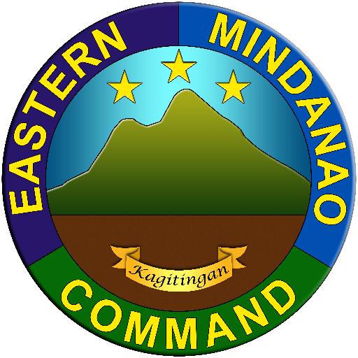 A change of command ceremony will be conducted Wednesday to formally turn over the Eastmincom leadership at the Naval station Felix Apolinario, Camp Panacan. (Photo: Eastern Mindanao Command, AFP/Facebook)