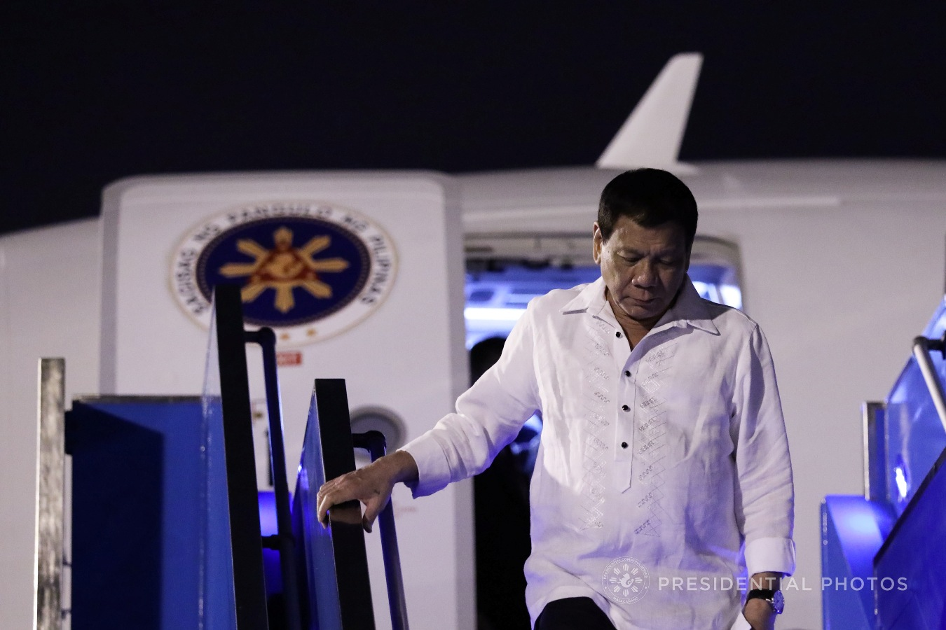 Duterte pushes global summit on human rights