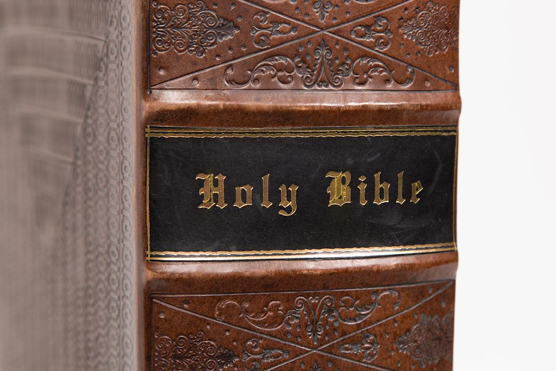Eight years ago, Hobby Lobby president Steve Green found a new way to express his Christian faith. His family's $4 billion arts and craft chain was already known for closing stores on Sundays, waging a Supreme Court fight over birth control and donating tens of millions of dollars to religious groups. (Photo: Museum of the Bible/Facebook)