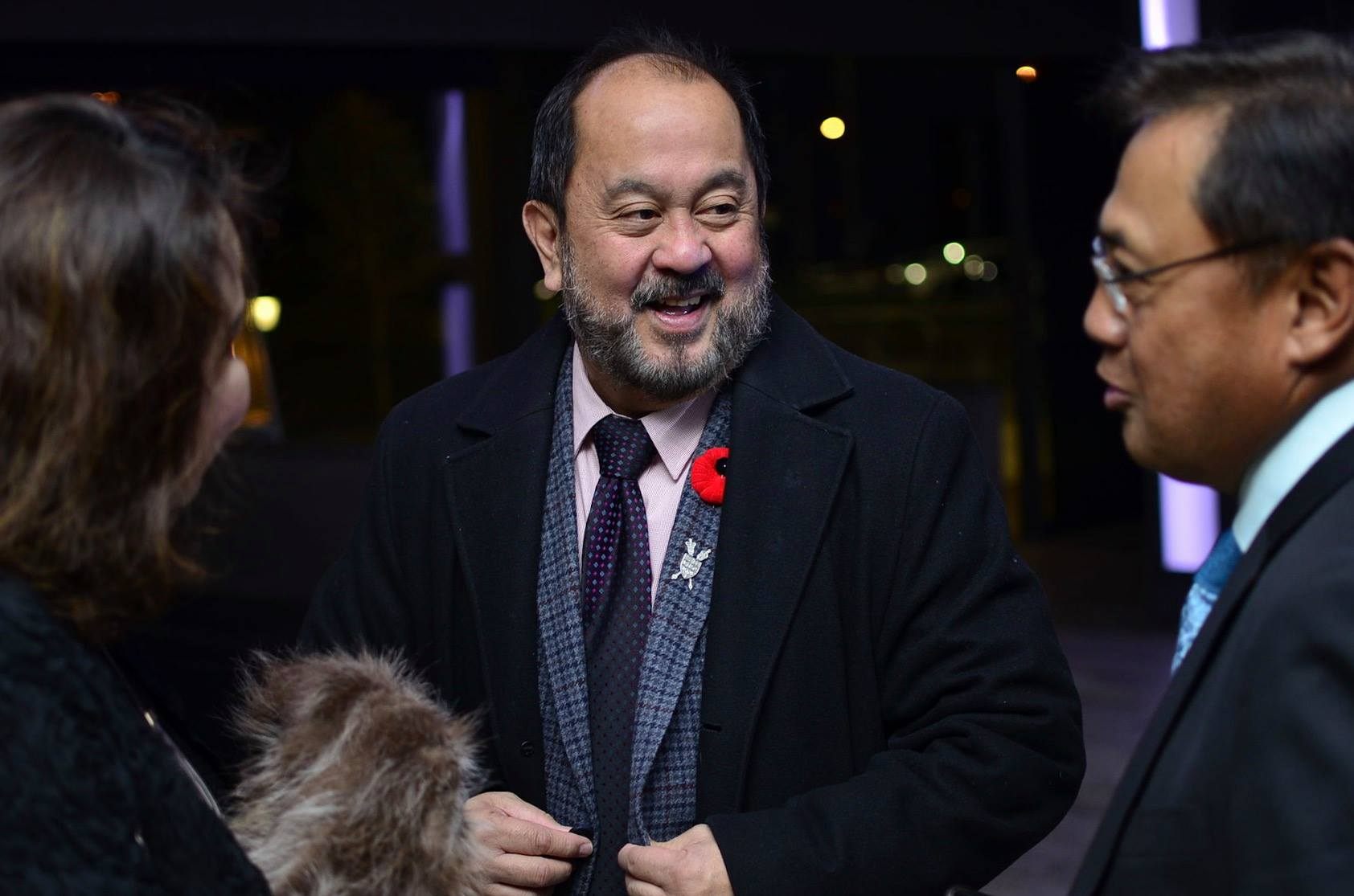 """""""My duty as a Senator is to represent the Province of Ontario and to represent Filipino-Canadians from all over the country, to give them a voice at the federal level of government. I am proud to represent you in the Senate of Canada,"""" Sen. Enverga said in September this year, as he reflects on his fifth year in the Senate."""