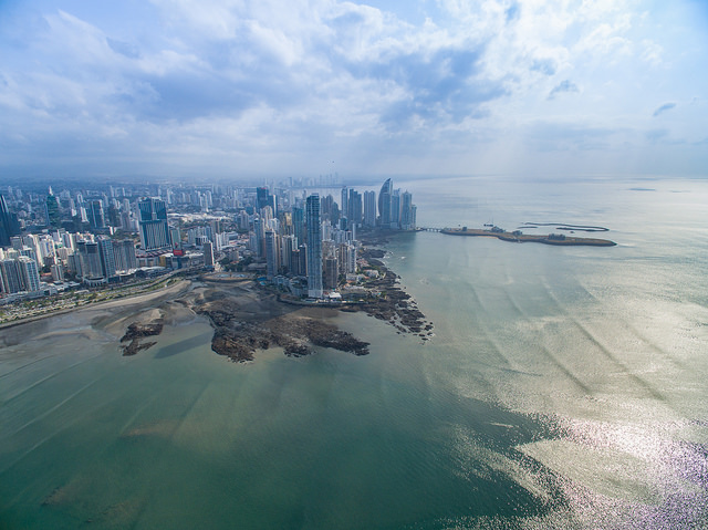Despite Panama's growing commerce and tourism industry, visitors have little opportunity to find out about the country's rich past. (Photo by dronepicr/Flickr, CC BY 2.0)