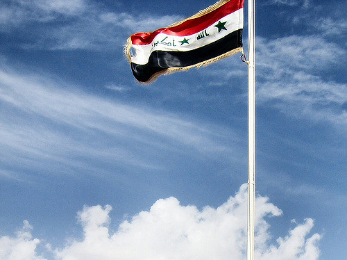 Iraq's Defence Ministry says Iraqi forces backed by the U.S.-led coalition have pushed into the last Islamic State group-held town in the country more than three years after the militant group stormed nearly a third of Iraqi territory. (Photo by Jayel Aheram/Flickr, CC BY 2.0)