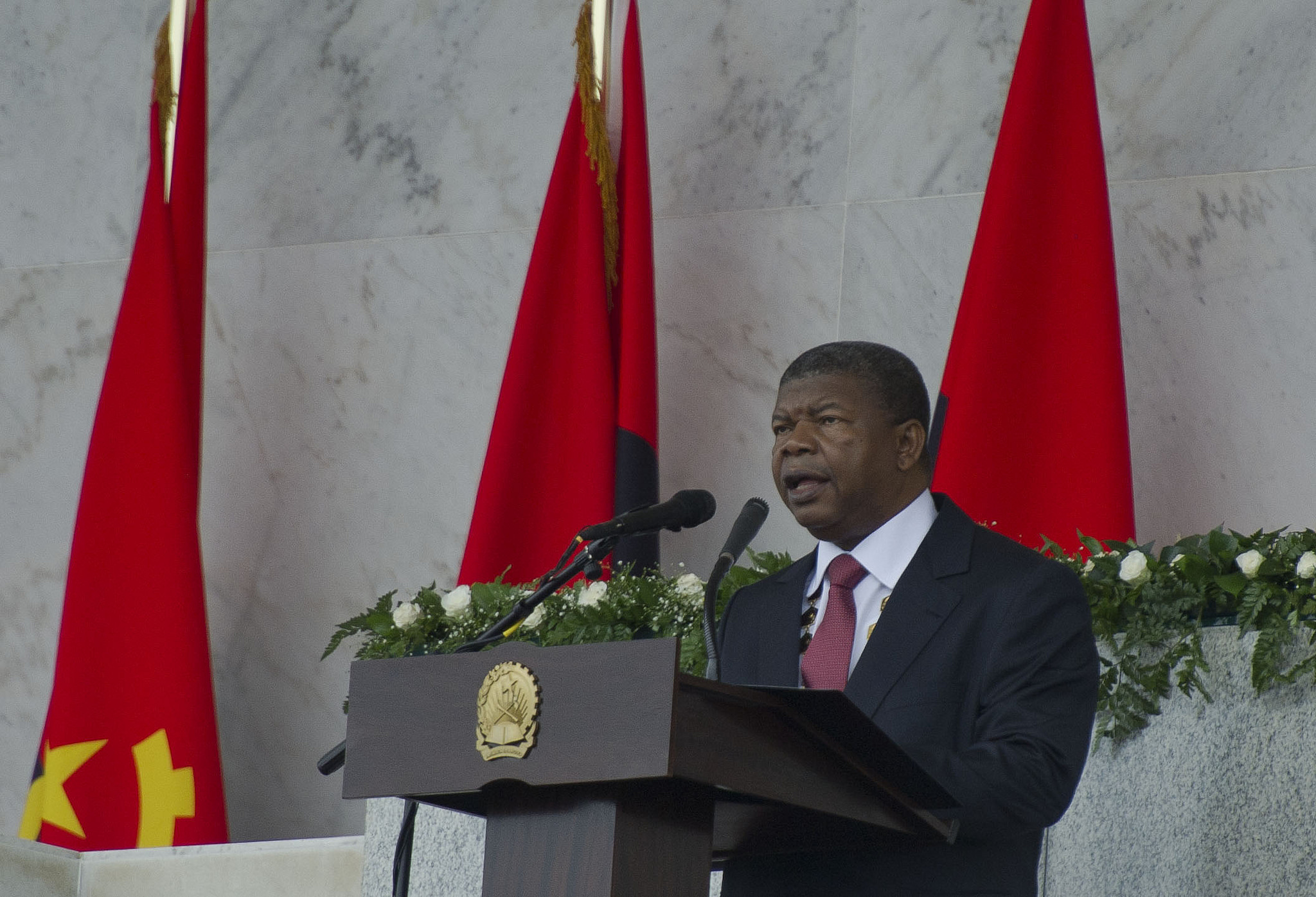 Joao Lourenco's visit to South Africa on Thursday and Friday is giving the world a closer look at the man who stepped in after Jose Eduardo dos Santos ruled the oil-rich but largely impoverished nation for nearly 38 years. (Photo: GCIS via GovernmentZA/Flickr)