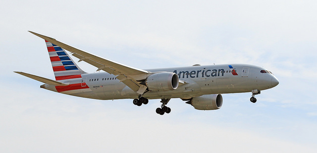 Under pressure from the NAACP, American Airlines is promising changes in the way it trains employees and handles passenger complaints about racially biased treatment. The airline announced the steps Thursday after a meeting between CEO Doug Parker and NAACP President Derrick Johnson. (Photo: Victor/Flickr, CC BY-NC-ND 2.0)