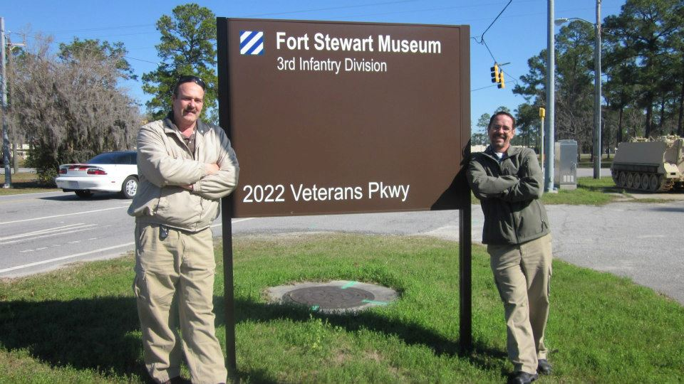 The 3rd Infantry Division Museum at Fort Stewart held its grand opening Nov. 16. (Photo: 3d Infantry Division Museum/Facebook)
