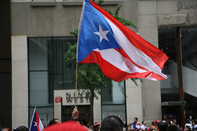 Puerto Rico could face more than a decade of further economic stagnation and a steep drop in population as a result of Hurricane Maria, experts said on Thursday. (Photo by Alex Barth/Flickr, CC BY 2.0)