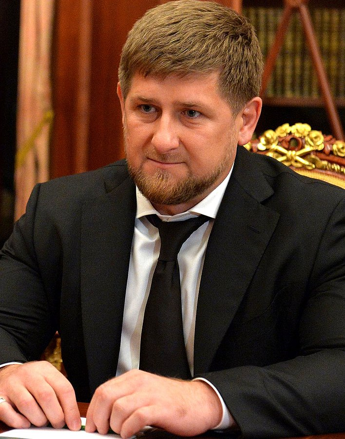 Chechen leader Ramzan Kadyrov says he's ready to step down. (Photo By Kremlin.ru, CC BY 4.0)