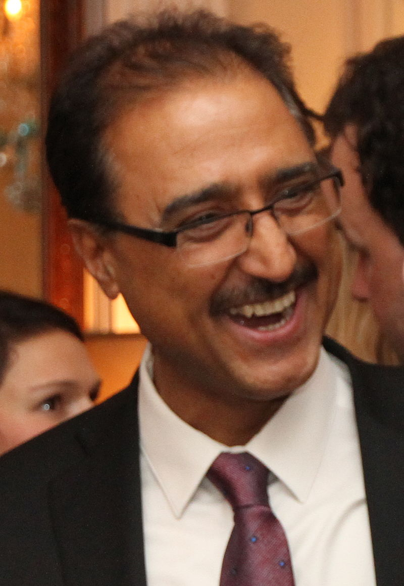 Amarjeet Sohi (Photo by US Embassy Canada - https://www.flickr.com/photos/us_mission_canada/23008670334/, CC BY 2.0)