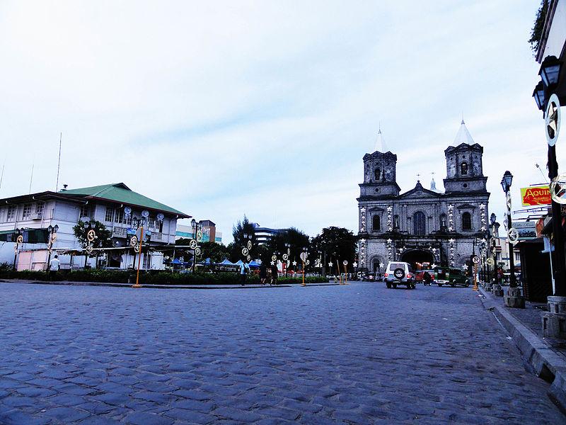 Heritage District in Angeles, Pampanga (Wikipedia photo)