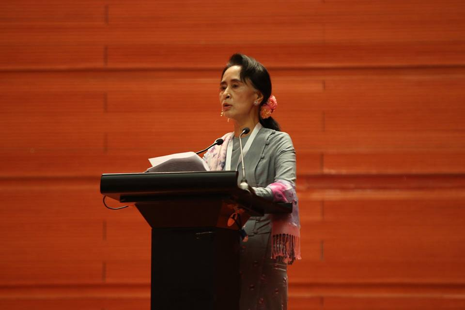 When Aung San Suu Kyi led the fight for democracy against Myanmar's despotic military rulers two decades ago, she bristled at the collective reluctance of Southeast Asian governments to intervene in her nation's plight. (Photo: Aung San Suu Kyi/Facebook)