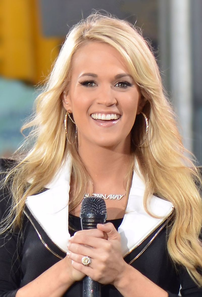 Carrie Underwood (Photo by dephisticate - Flickr, CC BY 2.0)