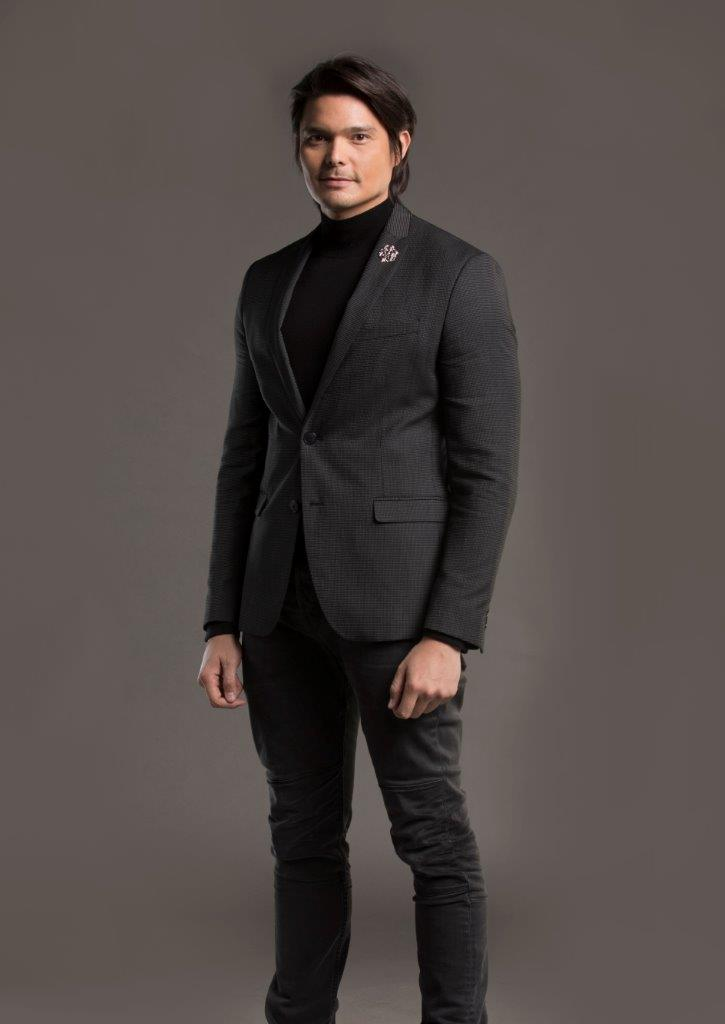 Primetime King Dingdong Dantes and multi-talented actor Ruru Madrid tied for the Best Drama Actor award. (Supplied)