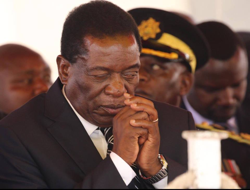 Emmerson Dambudzo Mnangagwa (Photo: Emmerson Dambudzo Mnangagwa/Facebook)