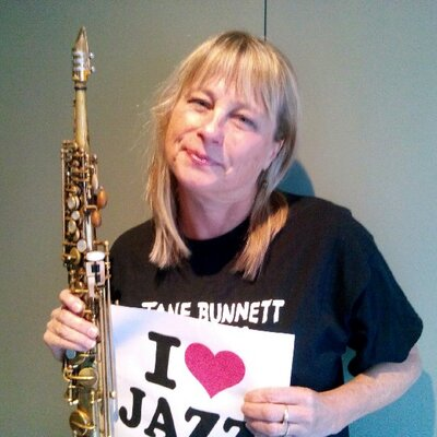 Jane Bunnett didn't make the headlines Tuesday morning when this year's Grammy nominations were unveiled, but the Toronto-based jazz flutist, saxophone player and pianist says her good news had a big impact all the same. (Photo: Jane Bunnett/Twitter)