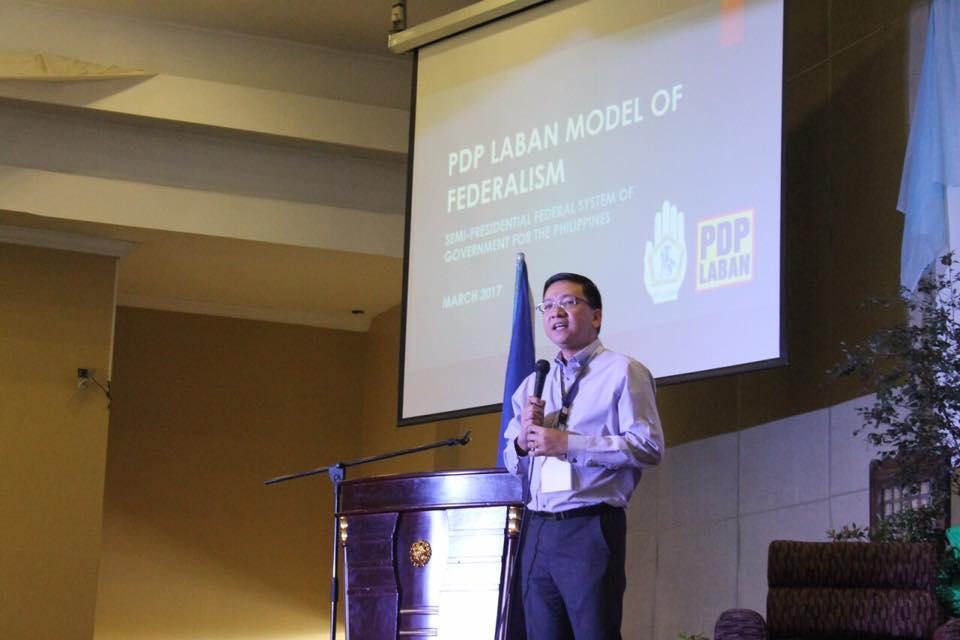 FILE: Department of the Interior and Local Government (DILG) Assistant Secretary Jonathan Malaya (Photo: Jonathan Malaya/Facebook)