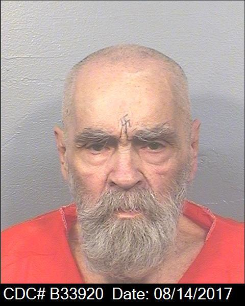 The body of murder mastermind Charles Manson was barely cold when competing bids began for his remains and belongings among relatives and longtime associates. (Photo By California Department of Corrections and Rehabilitation, Public Domain)