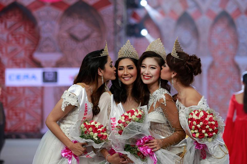 The Philippines' series of consecutive success continued as the country's representative took home the Miss Asia Global 2017 crown last Tuesday. (Photo: Miss Asia/Facebook)