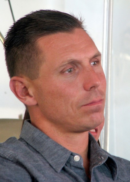 Patrick Brown in 2016 (Photo By Laurel L. Russwurm - This file has been extracted from another file: Patrick Brown.jpg, CC BY 2.0)