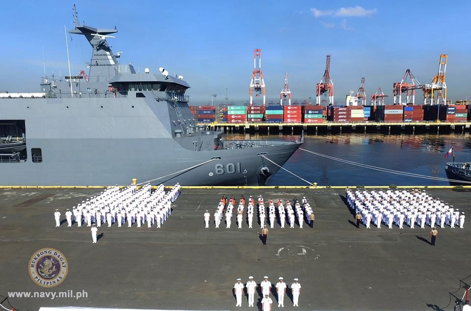 Duterte names Empedrad new Navy chief