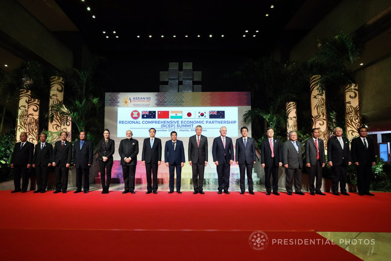 ASEAN aims to wrap up RCEP deal in 2018
