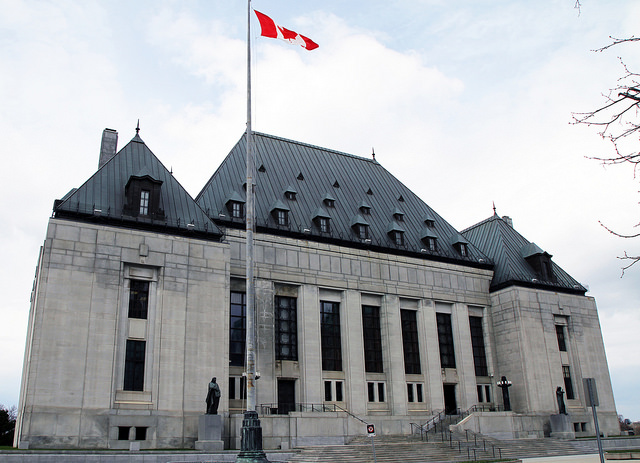 Martin will have a highly visible and influential forum to do all of those things as the newest justice of the Supreme Court of Canada. (Photo by Alex Guibord/Flickr, CC BY-ND 2.0)
