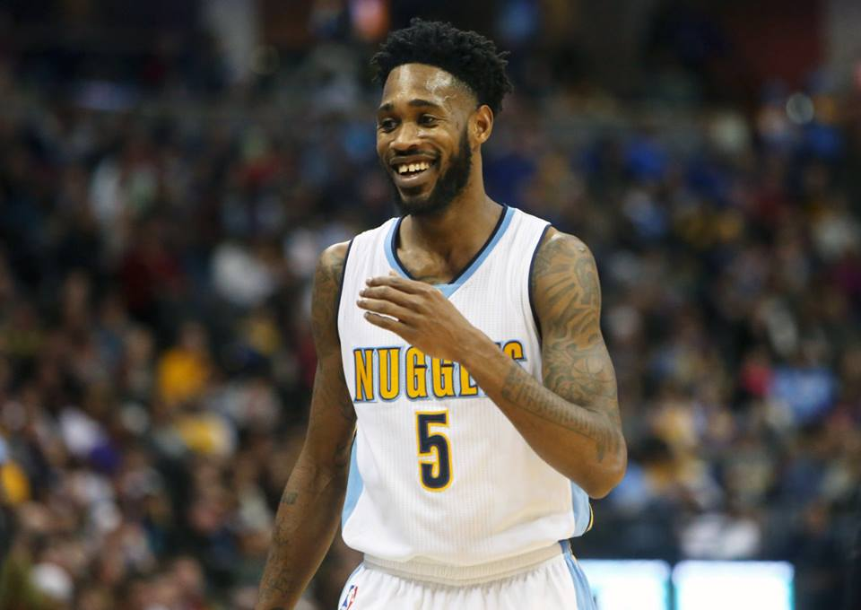Will Barton didn't know Mike Malone was suspended by the NBA until the Denver Nuggets coach informed him as Barton got on the team bus to head to the arena. (Photo: Will Barton/Facebook)