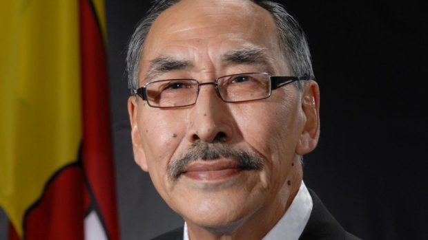 Paul Quassa was chosen by his fellow legislature members following a short campaign and vote. (Source: Government of Nunavut)