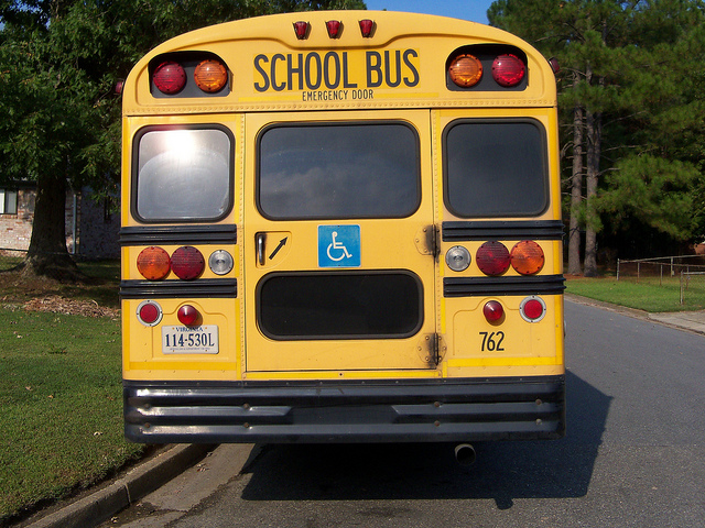 A school bus strike that could have impacted about 10,000 students at 103 schools in parts of Durham Region and east-end Toronto was averted late Wednesday night. (Photo by stockicide/Flickr, CC BY 2.0)