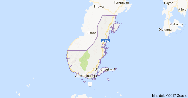 Brig. Gen. Cirilito Sobejana, Joint Task Force Sulu commander, said the group surrendered at around 7:35 a.m. Saturday to the Army's Second Special Forces Battalion headed by Lt. Col. Jessie Montoya. (Google maps)