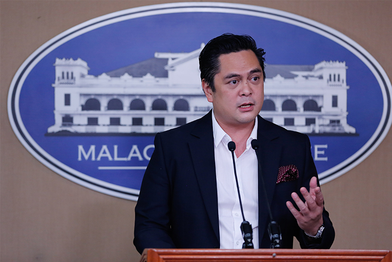 FILE: Communications Secretary Martin Andanar (PCOO Photo)