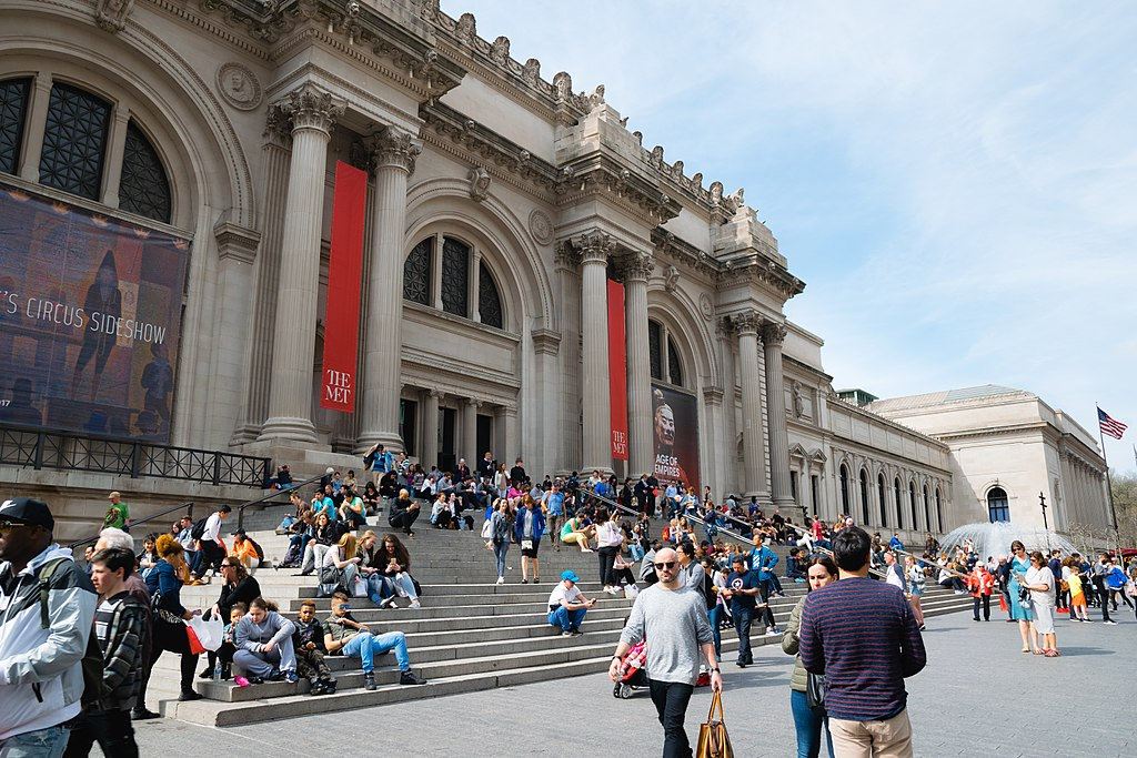 Art is Art: The Met Stands Its Ground Over Allegedly 'Voyeuristic' Painting