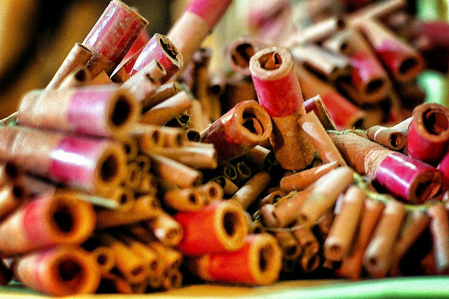 The Department of Labor and Employment (DOLE) is conducting inspection on the compliance with occupational safety and health standards (OSHS) of companies involved in the production of pyrotechnics and firecrackers all over the country. (Photo by Miwok/Flickr, Public Domain)