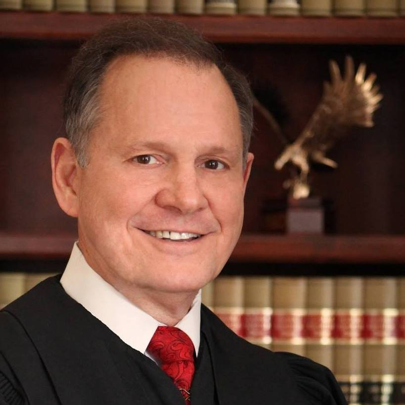 Moore has aggressively sought to discredit his accusers, suggesting that both establishment Republicans and liberals are behind the claims. (Photo:  Judge Roy Moore for U.S. Senate/Facebook)