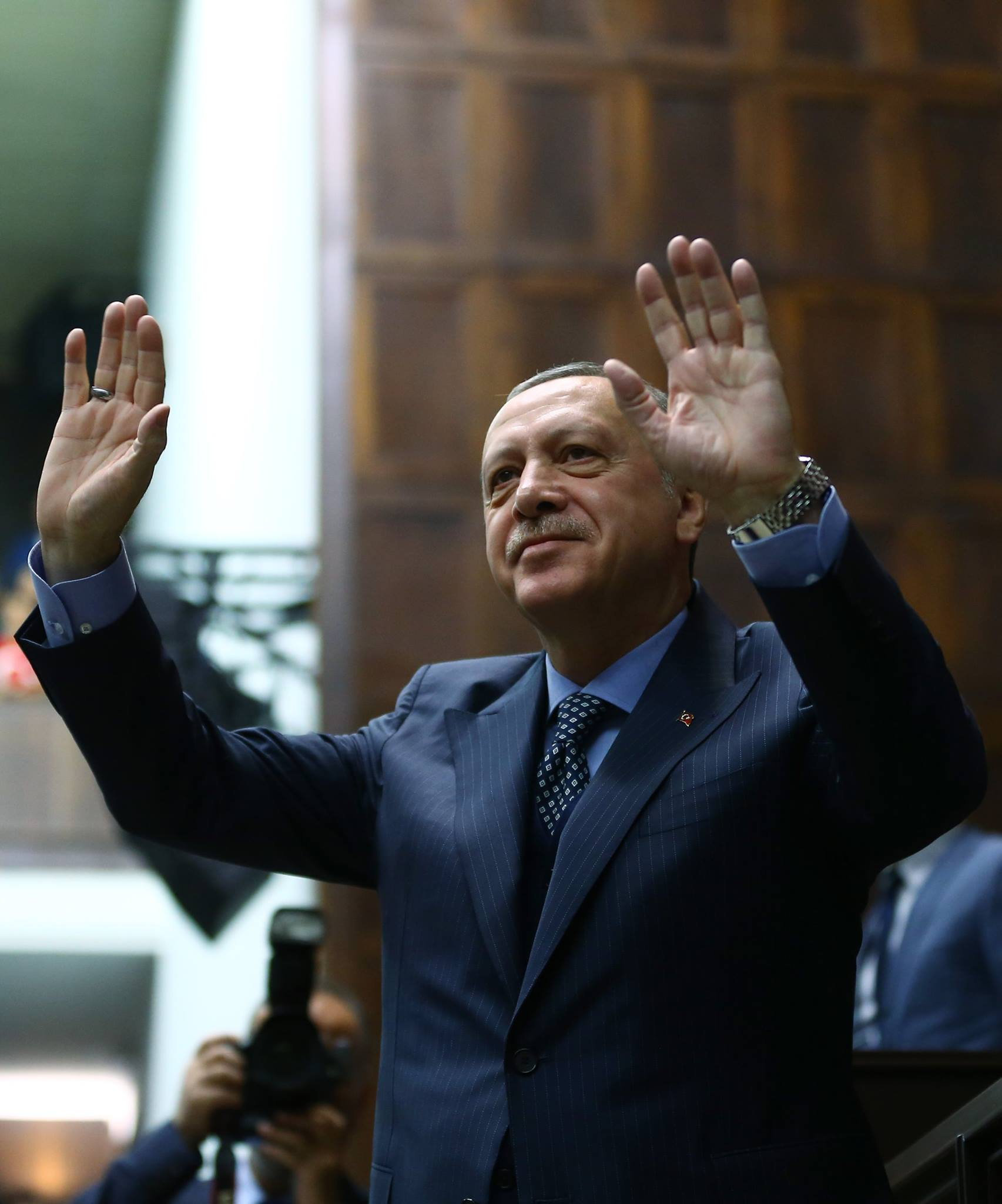 Recep Tayyip Erdogan arrived in Athens Thursday for the first official visit to Greece by a Turkish president in decades, with Greece hoping the trip will help improve often frosty ties with its neighbour and NATO ally. (File photo from  Recep Tayyip Erdoğan/Facebook)