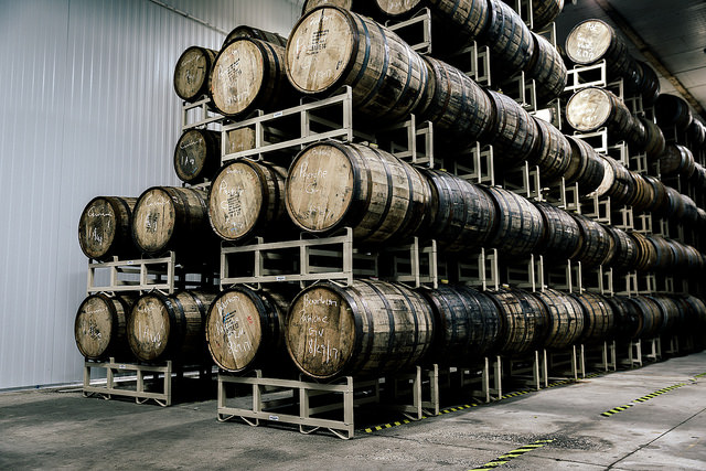 An Oregon town near one of America's microbrew meccas is thirsting for a piece of the action and offering incentives for the first brewery to establish itself in the community. Photo by Allagash Brewing/Flickr, CC BY 2.0)
