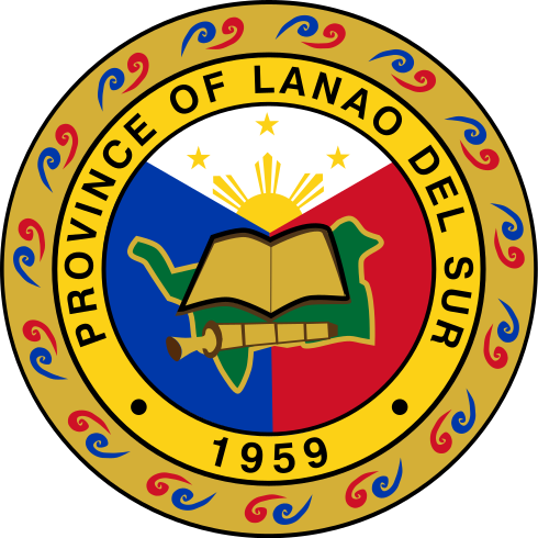 FILE: Official seal of Lanao del Sur (Photo By Province of Lanao del Sur - https://lanaodelsur.gov.ph/, Public Domain)