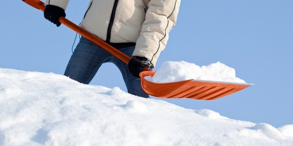 Winter weather can pack a punch and, with the season's heavy snowfalls, injuries often result. Improper snow shovelling is often to blame. (Supplied)