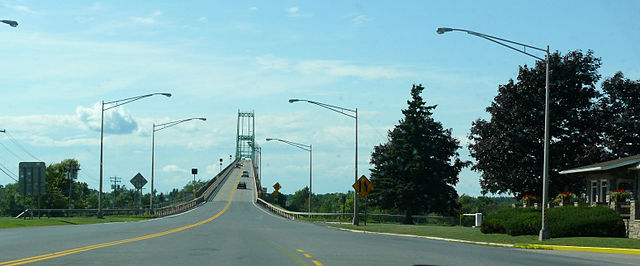 Thousand Island Bridge (Photo By Ad Meskens - Own work, CC BY-SA 3.0)