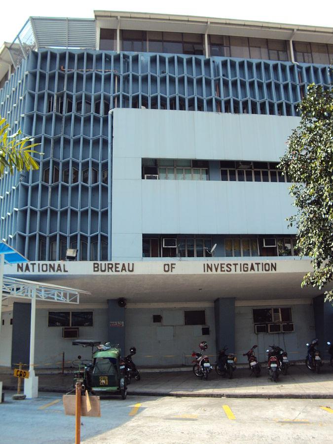 FILE: NBI main office at Taft Avenue, Manila. (Photo By Tomenbang/Ursua/Villapando (Wikipedia Takes Manila participant) - Uploaded from Wikipedia Takes Manila, CC BY-SA 3.0)