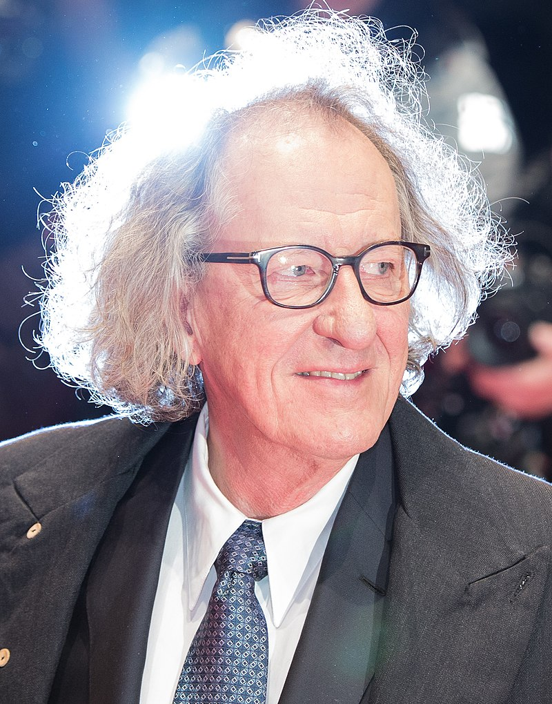 Geoffrey Rush sues paper in Australia for 'inappropriate behaviour' claim