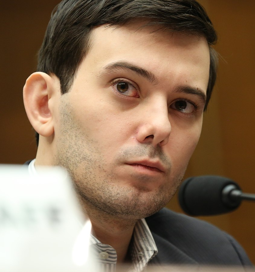 A lawyer accused of helping pharmaceutical entrepreneur Martin Shkreli cover up a financial fraud was convicted on Wednesday. (Photo By House Committee on Oversight and Government Reform, Public Domain)